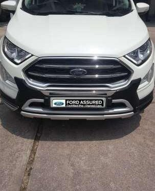 Used Ford EcoSport 2019 MT for sale in Patna -0