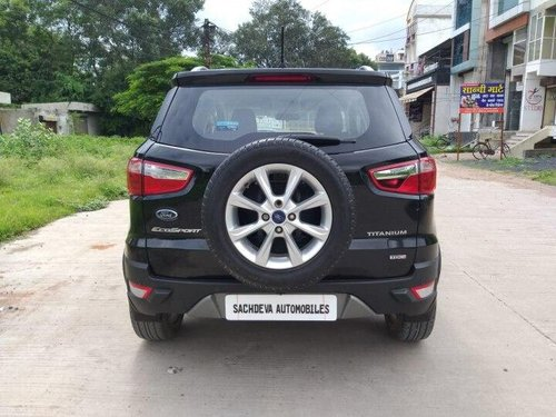 Used Ford EcoSport 2018 MT for sale in Indore