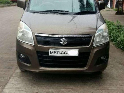 Used 2013 Maruti Suzuki Wagon R VXI MT in Indore