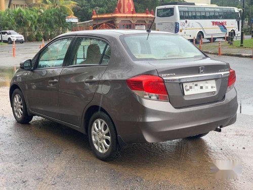 Used 2015 Honda Amaze MT for sale in Madgaon