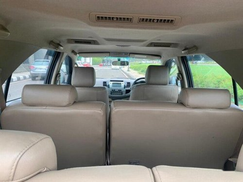 Used 2012 Toyota Fortuner 4x2 AT for sale in Mumbai