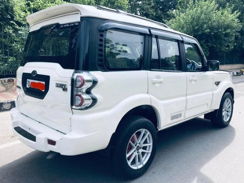 Used Mahindra Scorpio 1.99 S4 Plus 2016 MT for sale in New Delhi-10