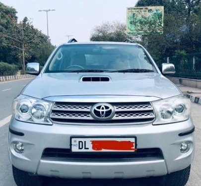Used Toyota Fortuner 2011 MT for sale in New Delhi