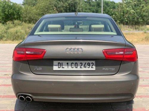 Used Audi A6 2.0 TDI Premium Plus 2013 AT for sale in New Delhi