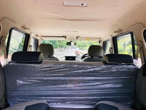 Used Mahindra Scorpio 1.99 S4 Plus 2016 MT for sale in New Delhi-2