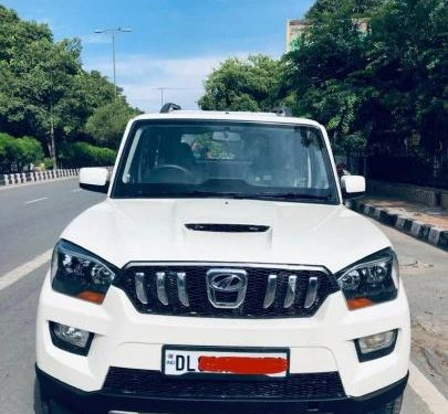 Used Mahindra Scorpio 1.99 S4 Plus 2016 MT for sale in New Delhi-6