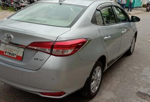 Used Toyota Yaris V BSIV 2018 MT for sale in Bangalore