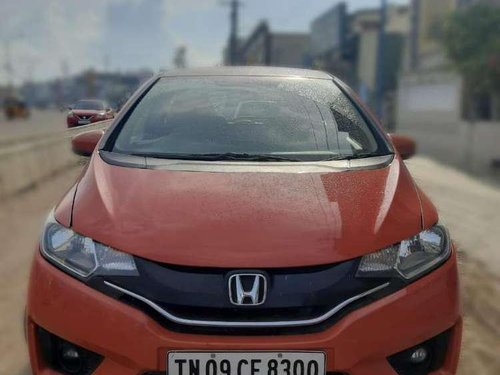 Used Honda Jazz 2016 MT for sale in Tiruchirappalli -14