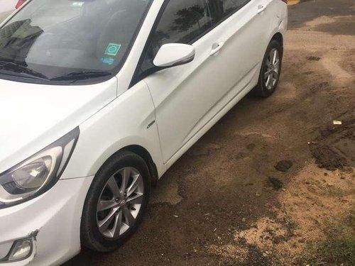 Used 2012 Hyundai Verna MT for sale in Ahmedabad