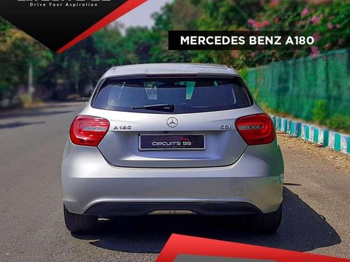 Mercedes-Benz A-Class A 180 CDI Style, 2014 AT in Chennai