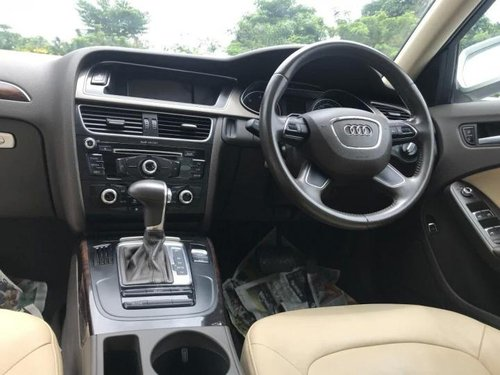 Audi A4 35 TDI Premium Plus 2017 AT for sale in Mumbai