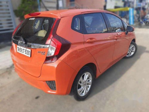 Used Honda Jazz 2016 MT for sale in Tiruchirappalli -11