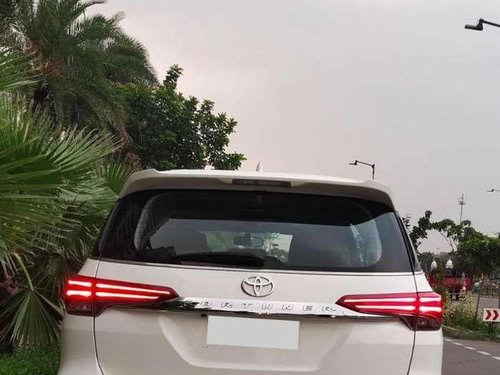 Used 2016 Toyota Fortuner MT for sale in Panchkula