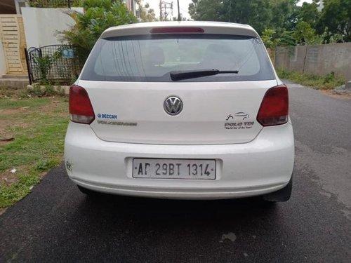 Volkswagen Polo Diesel Comfortline 1.2L 2012 MT for sale in Hyderabad