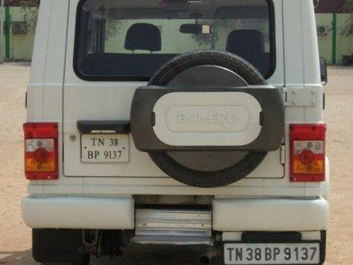 Used Mahindra Bolero SLE 2012 MT for sale in Coimbatore