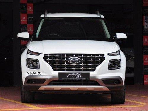 Used 2019 Hyundai Venue MT for sale in Chennai