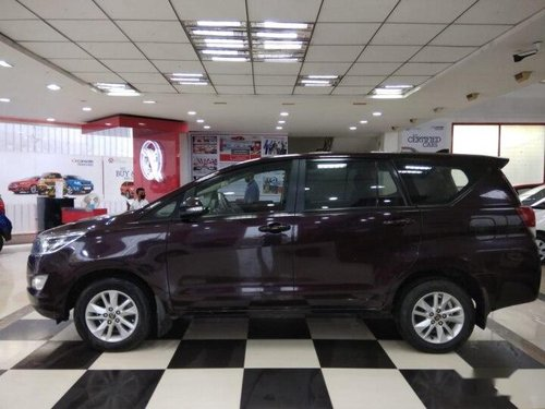 Used 2016 Innova Crysta 2.4 GX MT  for sale in Bangalore