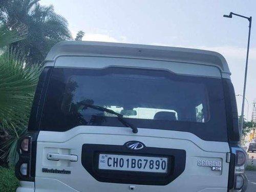 Used 2016 Mahindra Scorpio MT for sale in Panchkula