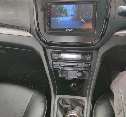 Used 2016 Maruti Suzuki Vitara Brezza MT for sale in Kolkata