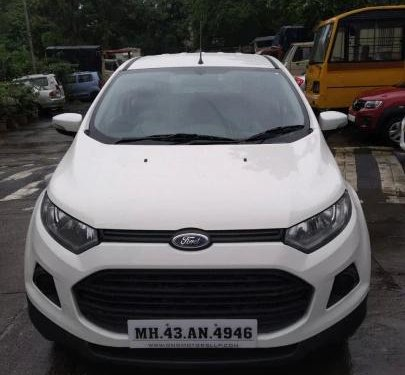 Used 2013 Ford EcoSport MT for sale in Thane