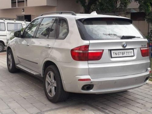 Used BMW X5 xDrive 30d 2008 AT for sale in Coimbatore