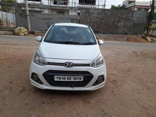 Hyundai Grand i10 1.2 CRDi Sportz 2015 MT for sale in Hyderabad