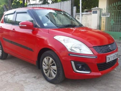 Maruti Suzuki Swift ZDi 2015 MT for sale in Chennai -8
