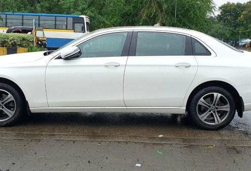 Used 2019 Mercedes Benz E Class AT for sale in Mumbai