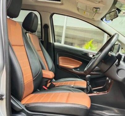 Used 2019 Ford EcoSport MT for sale in Bangalore