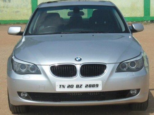 Used BMW 5 Series 520d 2008 AT for sale in Coimbatore