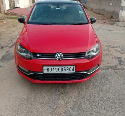 2017 Volkswagen Polo GT TSI AT for sale in Jaipur