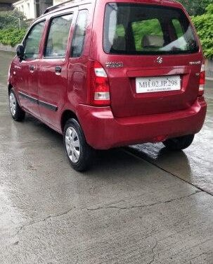 Used Maruti Suzuki Wagon R VXI 2008 MT for sale in Mumbai
