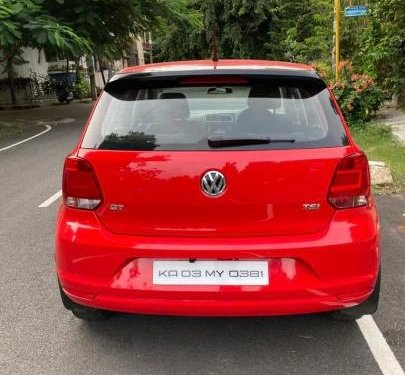 Used Volkswagen Polo GT TSI 2016 AT in Bangalore