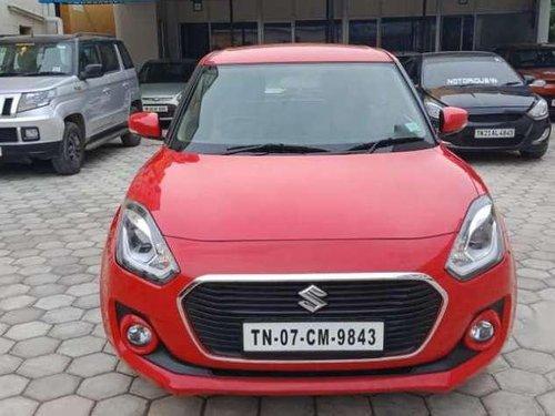 2018 Maruti Suzuki Swift ZXi MT for sale in Chennai