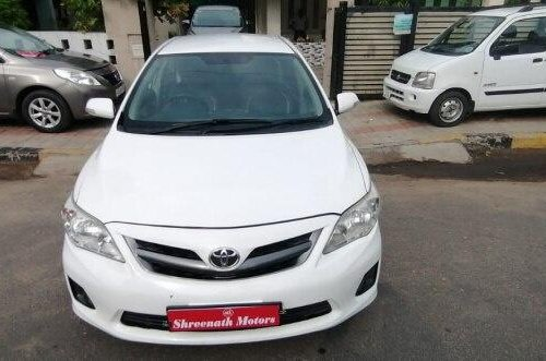Used Toyota Corolla Altis Aero D 4D J 2013 MT for sale in Ahmedabad