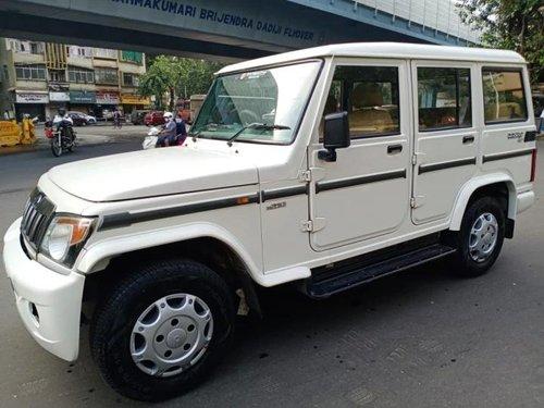 Used 2016 Mahindra Bolero MT for sale in Mumbai