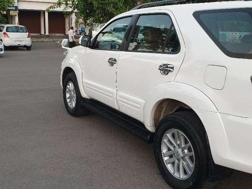 Used Toyota Fortuner 2013 MT for sale in Panchkula