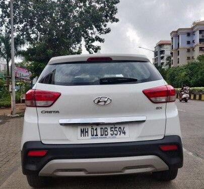 Used Hyundai Creta 1.6 SX Option 2018 AT for sale in Mumbai