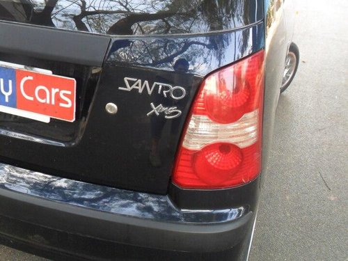 Used 2007 Hyundai Santro Xing MT in Bangalore