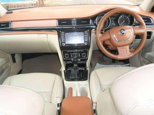 Used 2012 Skoda Superb MT for sale in Coimbatore