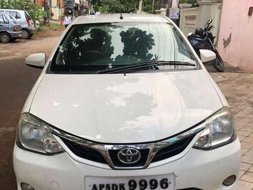 Used Toyota Etios GD 2016 MT for sale in Visakhapatnam