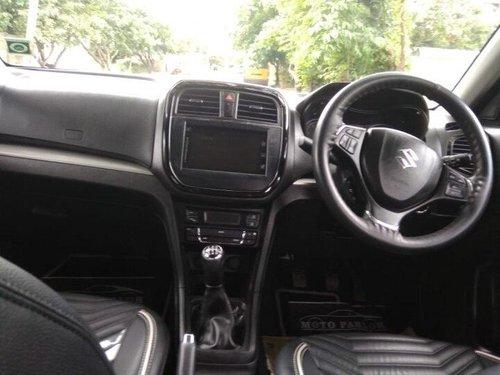 Used 2018 Maruti Suzuki Vitara Brezza MT for sale in Bangalore