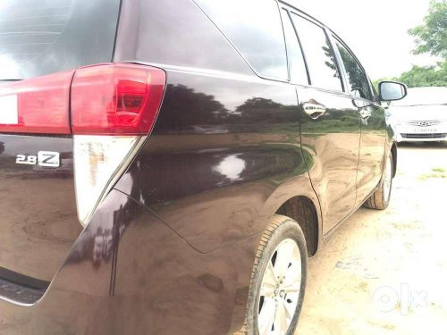 Toyota INNOVA CRYSTA 2.8Z Automatic, 2016, Diesel AT in Ahmedabad
