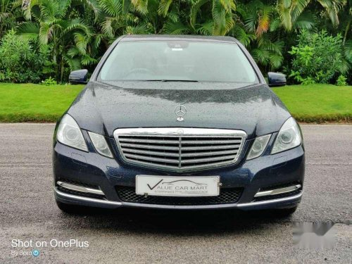 2010 Mercedes Benz E Class AT for sale in Hyderabad