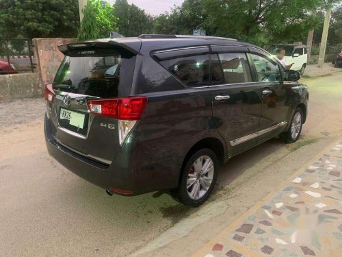 Used 2017 Toyota Innova Crysta MT for sale in Gurgaon
