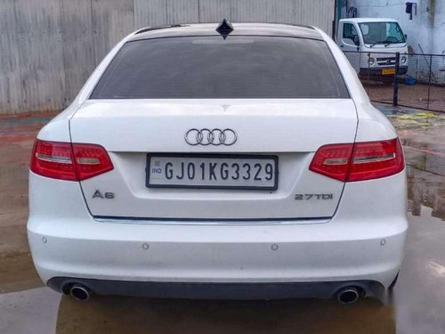 2011 Audi A6 2.0 TDI Premium Plus AT in Ahmedabad