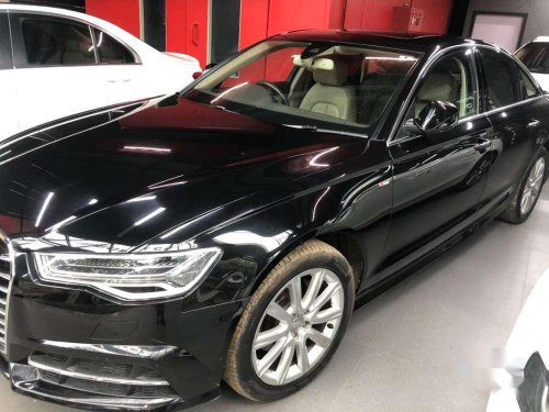 Used Audi A6 2.7 TDI 2016 AT for sale in Hyderabad