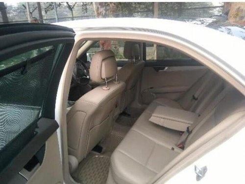 2014Mercedes-Benz C-Class C 220 CDI Avantgarde AT for sale in New Delhi