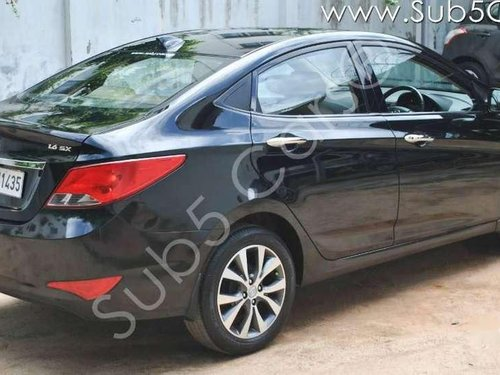 Hyundai Verna 1.6 CRDi SX 2017 MT for sale in Hyderabad