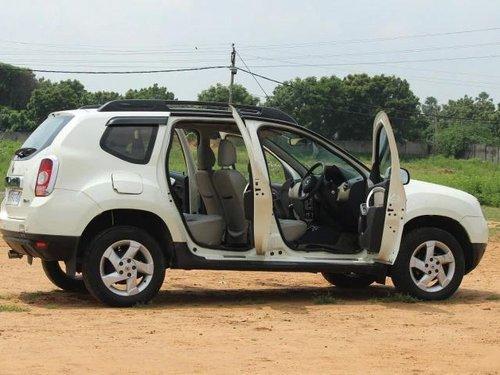 2012 Renault Duster RXE 85PS BSIV MT for sale in Vadodara